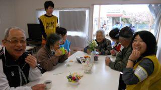 災害時の避難生活改善のための支援活動
